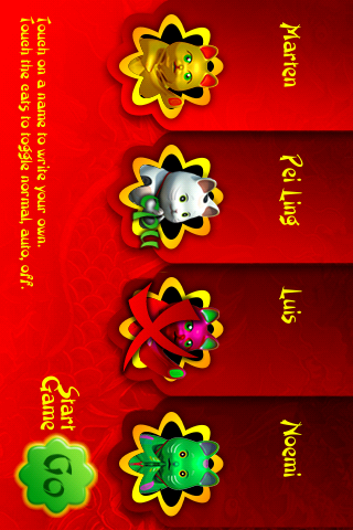 Screenshot Lucky Cats 3D