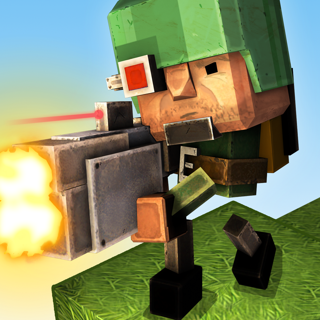 iPhone, iPad: »Block Fortress: War«