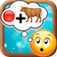 Addictive Emoji Brand Quiz: Guess what's the food logo icon in this pop color mania game!